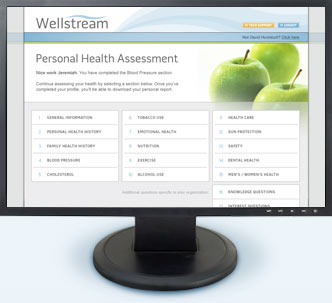 online health risk assessment